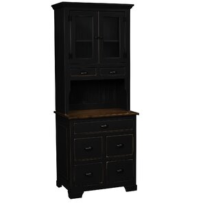 Lesser Standard China Cabinet by August G..