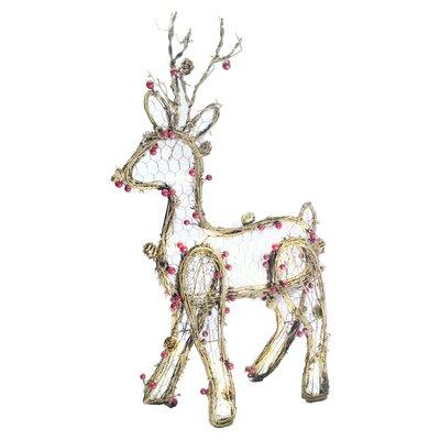 Outdoor Reindeer Decorations You Ll Love Wayfair