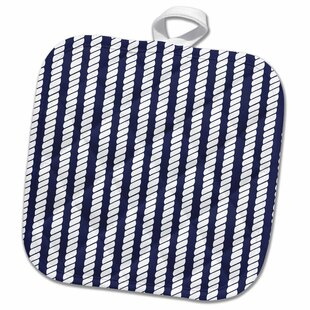 Nautical Rope Design Pot Holder