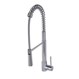 Laurelton Pull Down Single Handle Kitchen Faucet