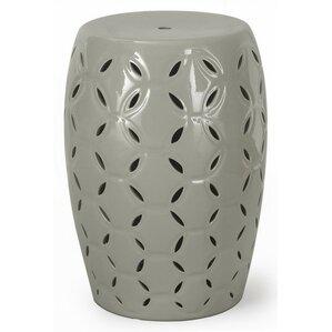 Nice Round Ceramic Garden Stool