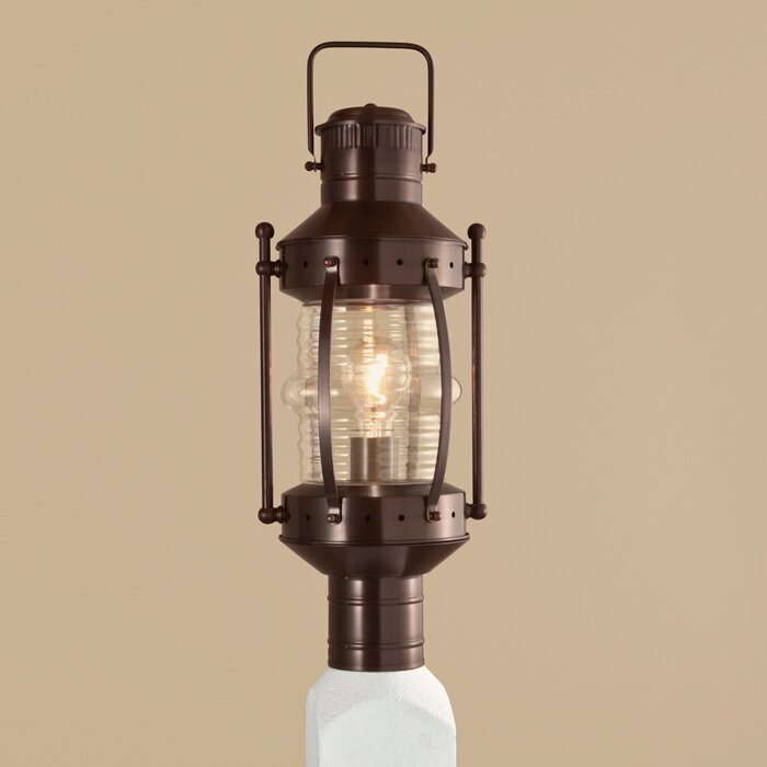 Seafarer Outdoor 1-Light Lantern Head