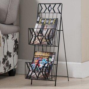 Helena 2 Tier Magazine Rack