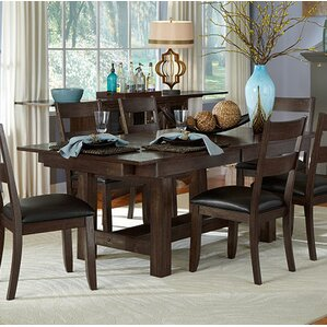 Alder Trestle Dining Table by Loon Peak