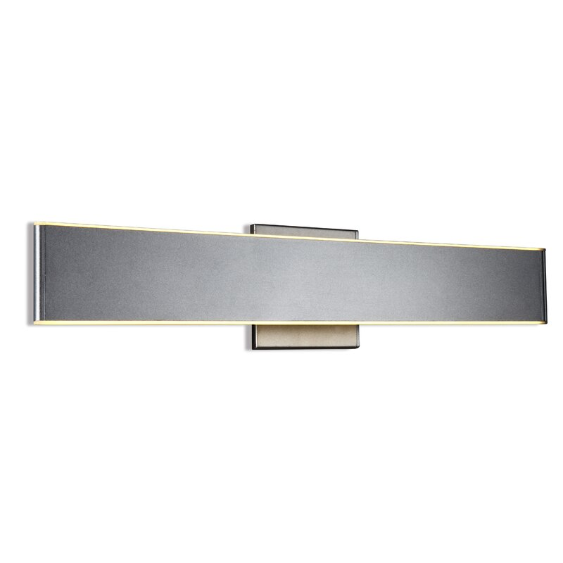 Wade Logan Crompton 1-Light LED Bath Bar | Wayfair