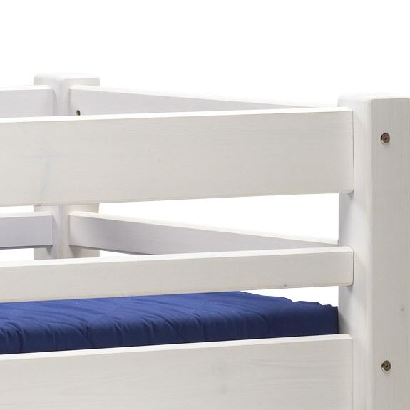 scanliving hochbett mojo junior 70 x 160 cm bewertungen. Black Bedroom Furniture Sets. Home Design Ideas