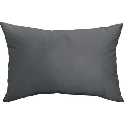 Wrought Studio McMillian Indoor/Outdoor Pillow Set Color: Charcoal