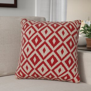 Hallman Toss Indoor/Outdoor Throw Pillow