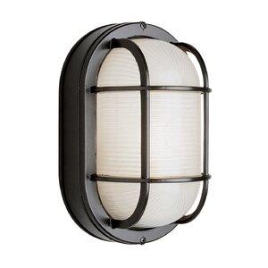 Picardy 1-Light Outdoor Bulkhead Light