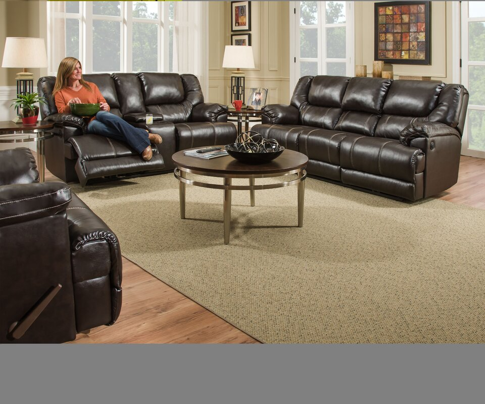 Darby Home Co Starr Simmons Upholstery Configurable Living Room Set ...