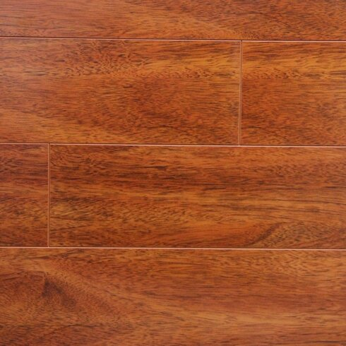 Serradon 5 X 48 X 123mm Laminate Flooring In Jatoba Semi Gloss