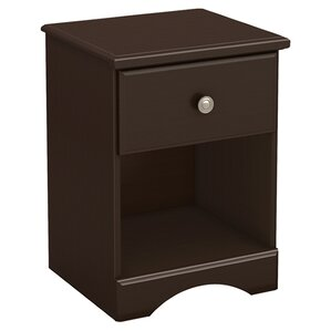 Morning Dew 1 Drawer Nightstand by South Shore