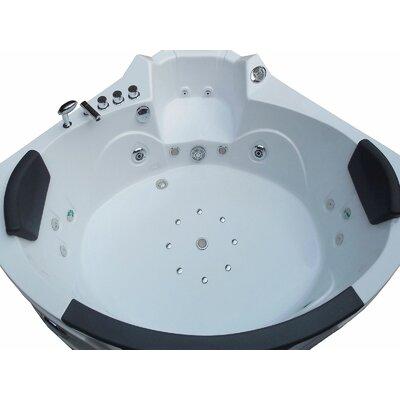 Corner Bathtubs You Ll Love Wayfair