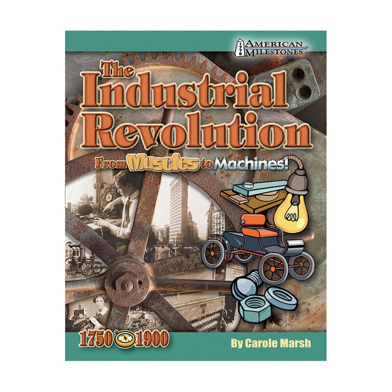 The Industrial Revolution From Book