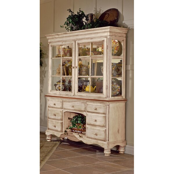 One Allium Way Halton China Cabinet Amp Reviews Wayfair
