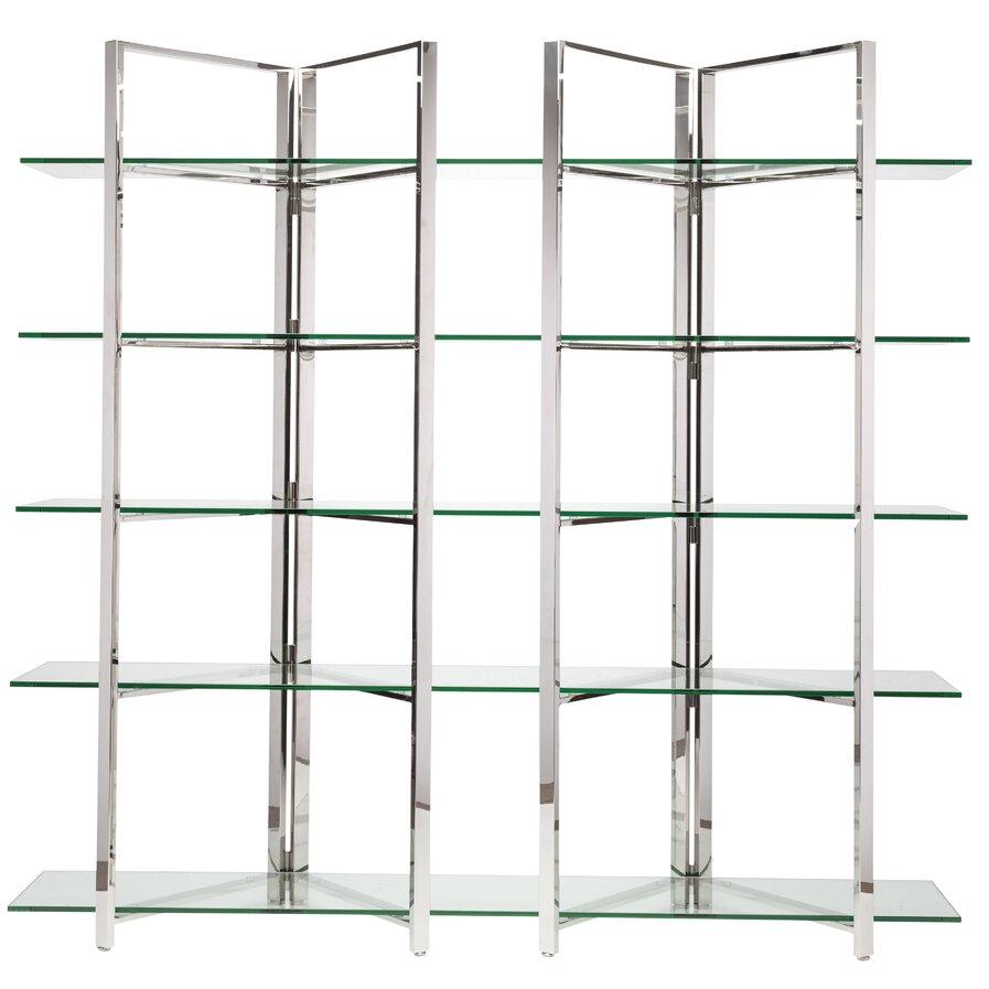 72 etagere bookcase wayfair
