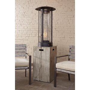 46,000 BTU Peachstone Propane Patio Heater