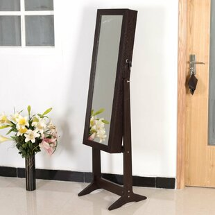 tall standing mirrors. Perfect Tall Phoenixville Free Standing Jewellery Armoire With Mirror Intended Tall Mirrors A