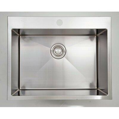 "25"" X 20"" Drop-in Kitchen Sink American Imaginations"