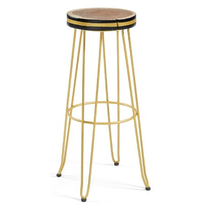 Copper Kitchen Stools Wayfair Co Uk