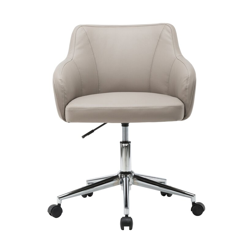 Vance Comfy And Classy Home Office Mid-Back Desk Chair