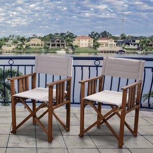 Elsmere Patio Dining Chair (Set of 2)