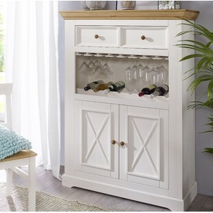Didama Bar Cabinet With Wine Storage