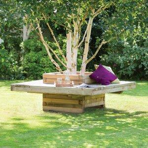 Baumbank Lucy aus Holz von Home & Haus