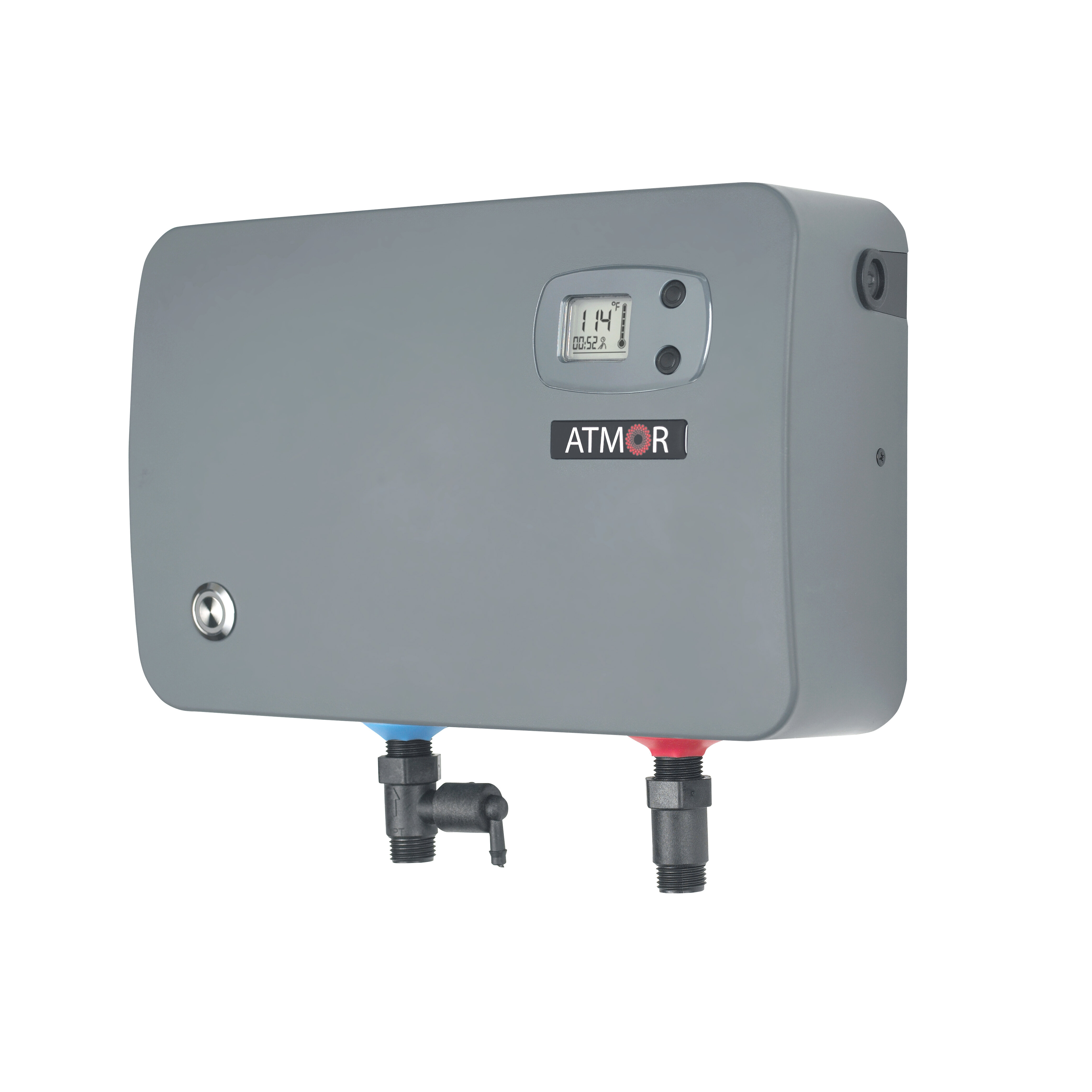 Atmor Industries Ltd. ThermoBoost 14kW/240V 2.3GPM Electric Tankless ...