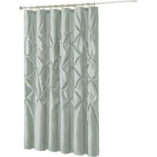 Benjamin Single Shower Curtain