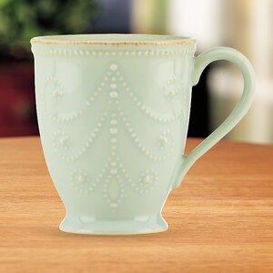 French Perle 12 Oz. Mug (Set of 4)