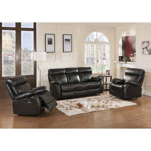 Primo International Chateau Configurable Living Room Set Reviews Wayfair