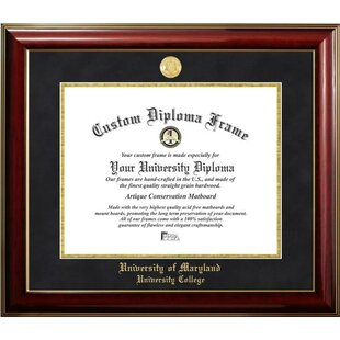 ad43d283e98 University of Maryland University College Classic Diploma Picture Frame