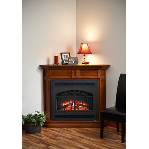 Columbia Corner and Riser Accent Cabinet by ..