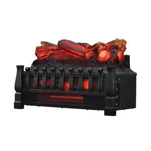 Infrared Quartz Log Set