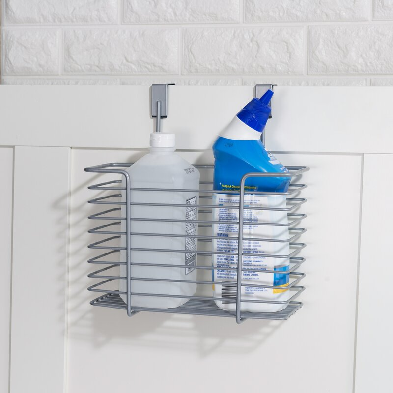 HDS TRADING CORP Wire Over-Door Shower Caddy | Wayfair
