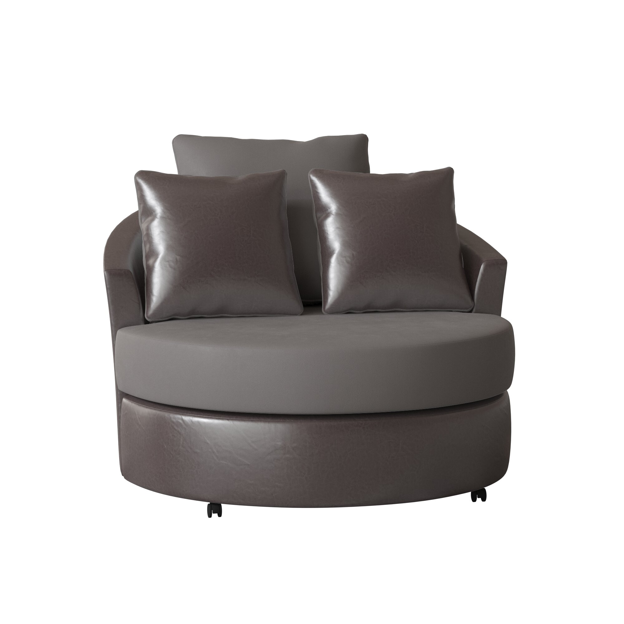 Strange Piedmont Furniture Ella Swivel Barrel Chair Reviews Wayfair Pabps2019 Chair Design Images Pabps2019Com