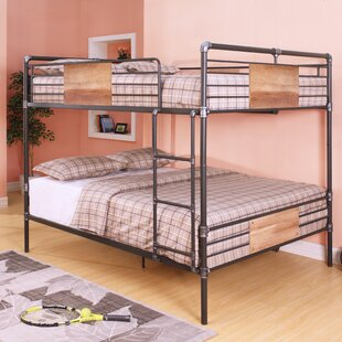 Queen Over Queen Bunk Beds Wayfair