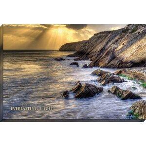 For The Lord Will Be Giclee Photographic Print on Wrapped Canvas