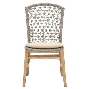 lace dining side chair set of 2