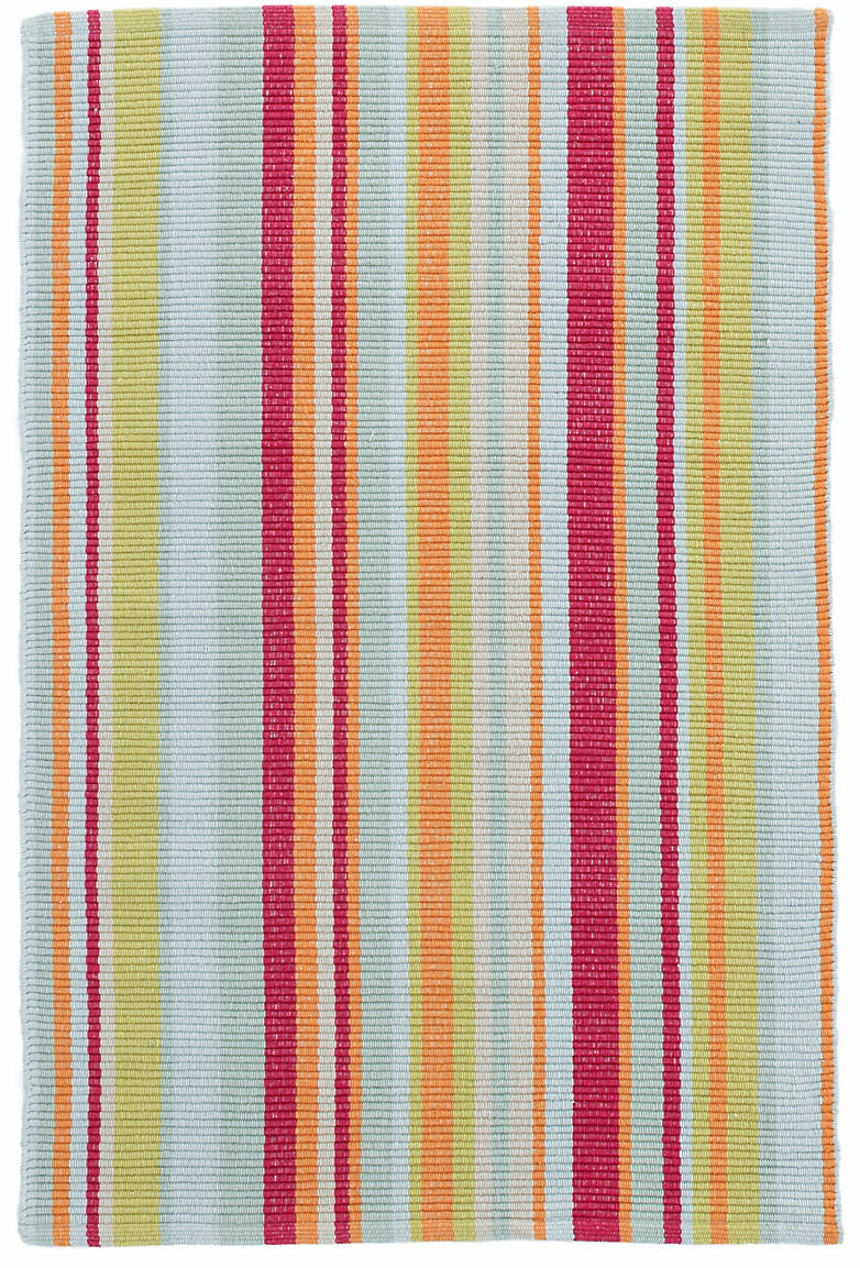Striped Cotton Area Rugs Tyres2c