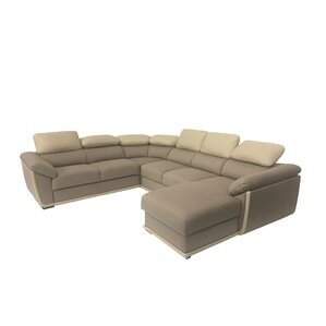 Cadiz Sleeper Sectional by The Collection Ge..