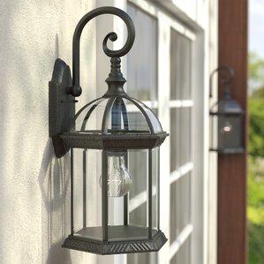 Graysville 1-Light Outdoor Wall Lantern
