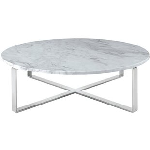 Marble Coffee Tables Modern Contemporary Designs AllModern