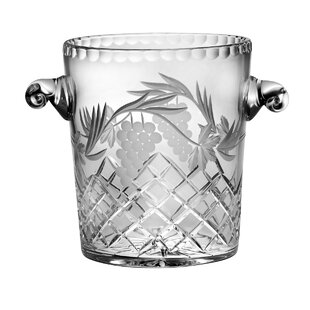 Crystal Ice Bucket | Wayfair