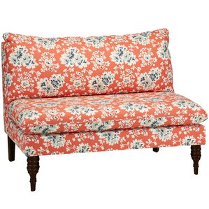 Barbour Armless Loveseat by August Grove