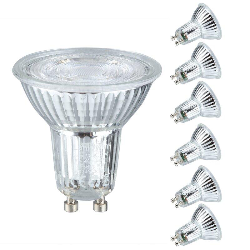 220271301 Spot Light 5 Watt 50 Equivalent Gu10 Led Dimmable Bulb Bi Pin Base