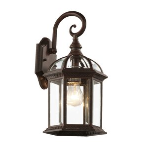 Blue Hills 1-Light Outdoor Wall Lantern