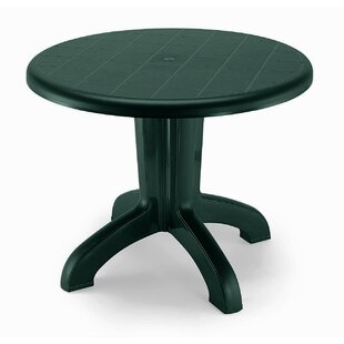 Daytona Round Outdoor Dining Table by SCAB
