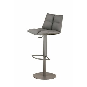Maitland Adjustable Height Swivel Bar Stool by Wade Logan